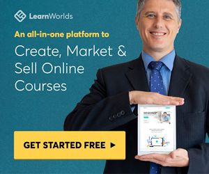 Create courses. Sell your knowledge